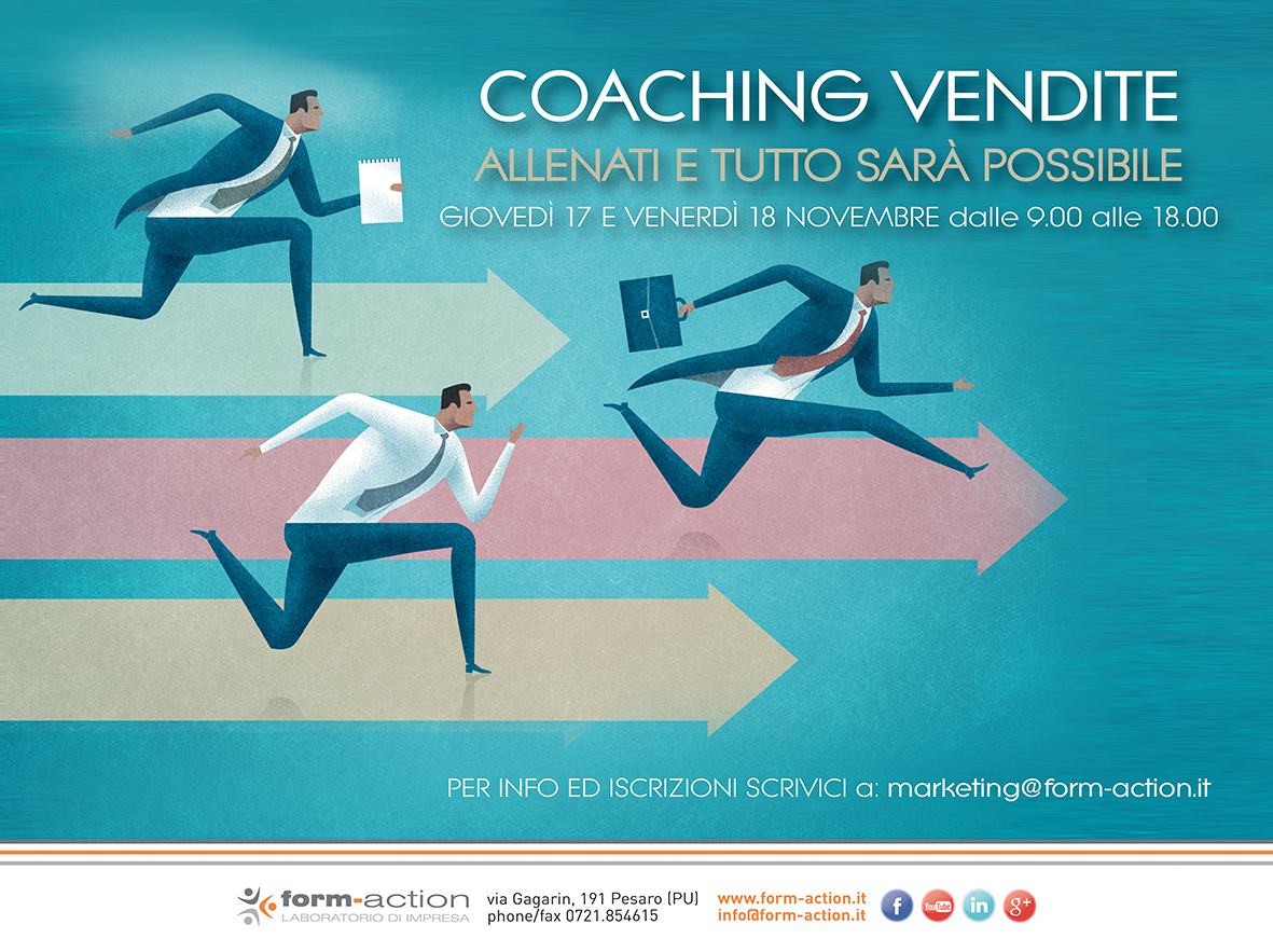 coaching vendite