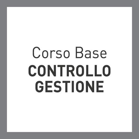 Corso base di Controllo di Gestione