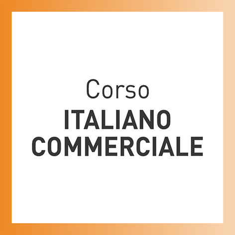 corso italiano commerciale