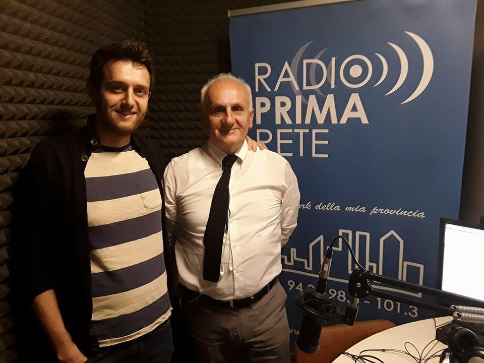 intervista radio prima rete