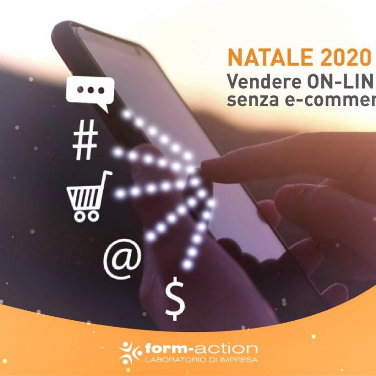 NATALE 2020: strategia di social selling senza e-commerce